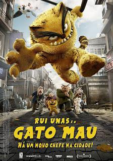 Gato Mau - Poster & Trailer