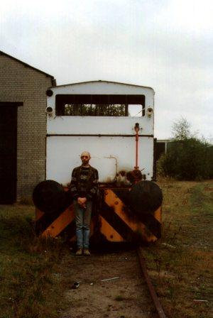 Planet locomotives