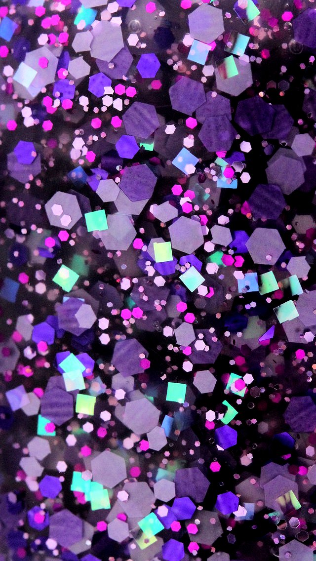 Glitter macro wallpapers more nailderella - Purple glitter wallpaper hd ...