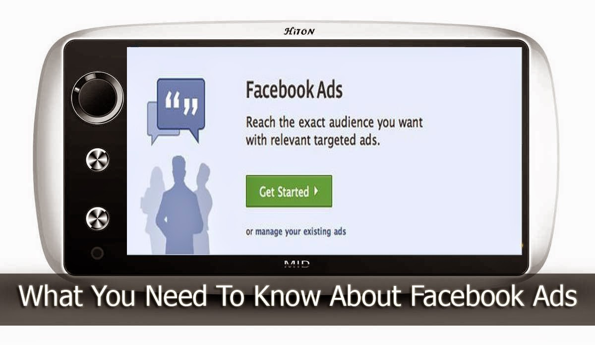 What You Need To Know About Facebook Ads?