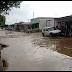 Chuva  DE 80 mm trouxeram  problemas para alguns moradores do bairro novo Juremal em São Paulo do Potengi