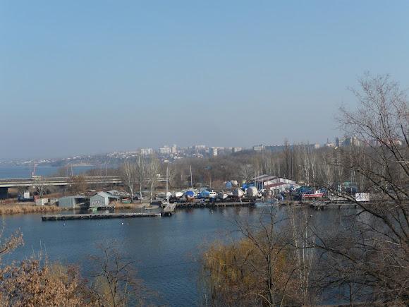 Николаев. Яхт-клуб