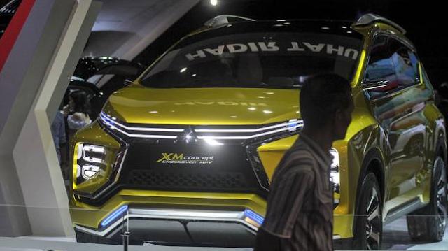 Tetap Bidik Avanza, Mitsubishi Expander Ogah Recoki LCGC