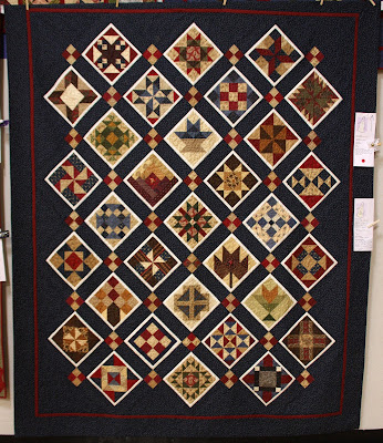 Friendship Civil War Sampler Debbie MacInnis