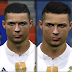 PES2017.  C. Ronaldo FacePack by XYZTeam