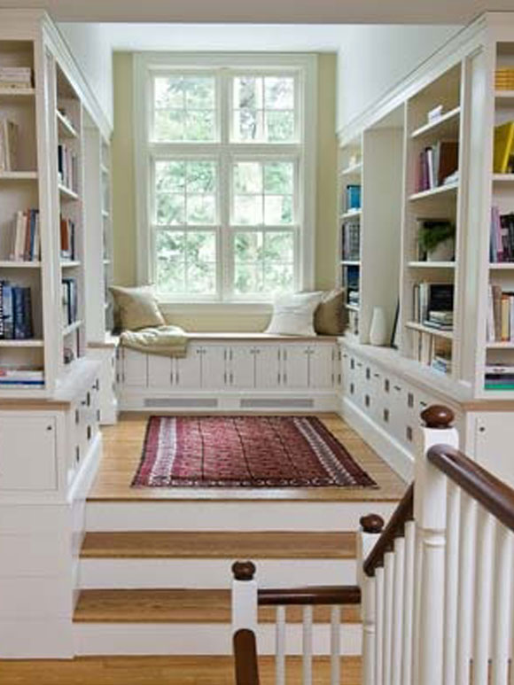 Window Seat Library: My Simply Special