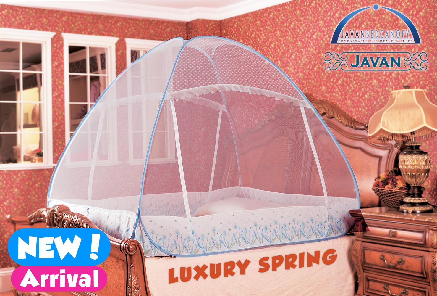 - DAFFA BABY SHOP: Javan Bed Canopy, Javan Pillow, Javan Bed Shield