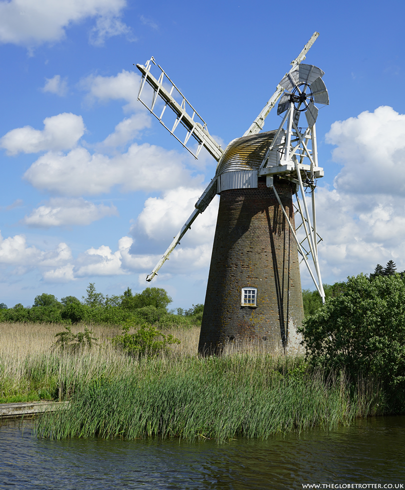 Drainage Pump on the Norfolk Broads