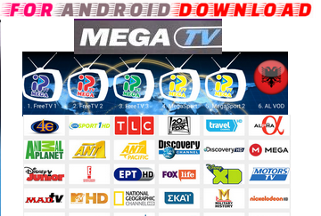 Download MegaIPTV1.1 -StreamZ 1.1 Update Android Apk  Watch Live Premium Cable Tv Channel On Android