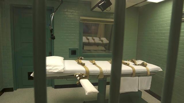 Volverán a ejecutar a un preso que sobrevivió a la inyección letal en EE.UU.