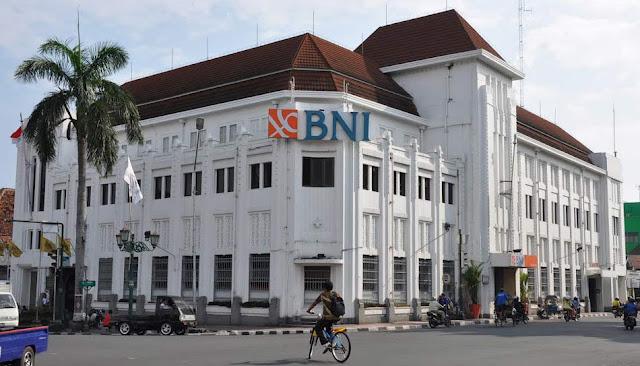 Daftar Kantor Bank BNI di Yogyakarta
