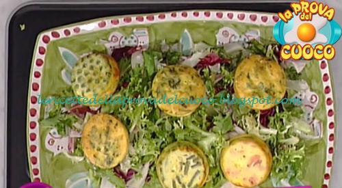 Ricetta delle Frittatine miste dalla Prova del Cuoco