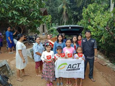 ACT Respons Banjir Padang Cermin-Marga Punduh