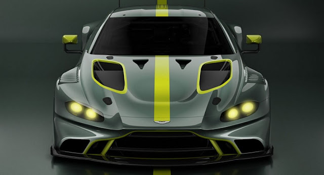 Aston Martin, Aston Martin Vantage, Motorsport, Racing, Reports