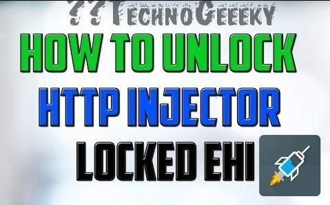 How To Unlock Locked And Root Block HTTP INJECTOR Ehi File