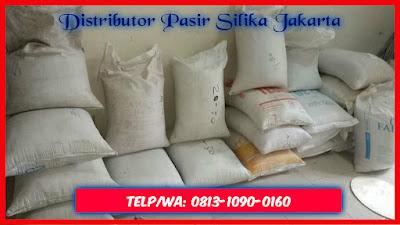 Distributor Pasi Silika Jakarta Murah