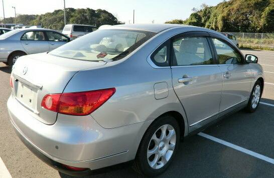 Nissan Bluebird Sylphy on sale in Port Moresby
