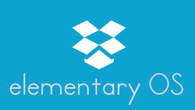 elementary OS Dropbox icon