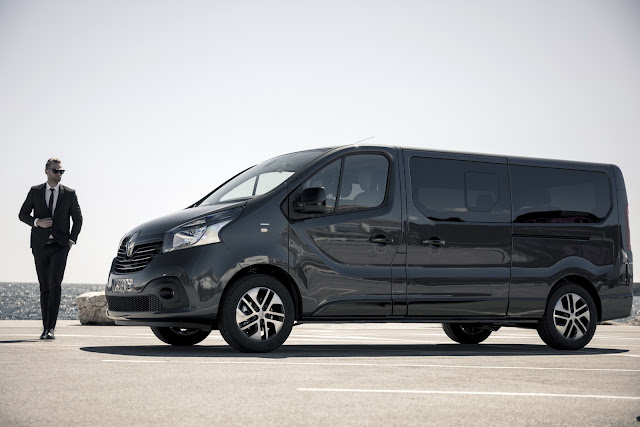 2017 Renault Trafic SpaceClass - #Renault #Trafic #van #new_car