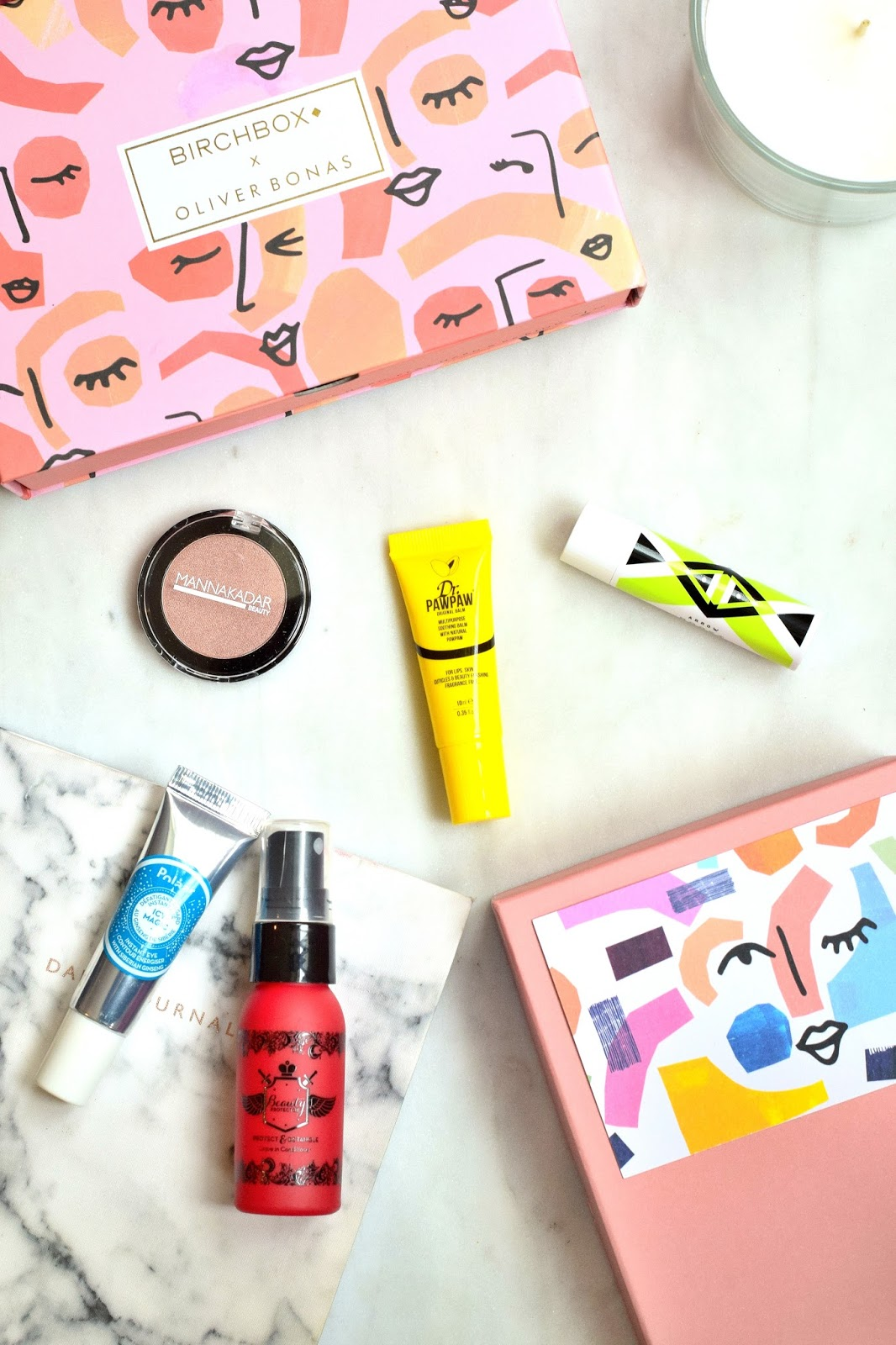 September Birchbox - Life Of A Beauty Nerd