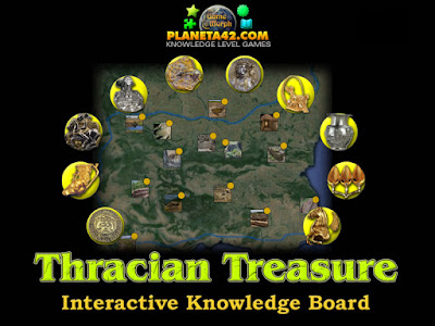Thracian Treasure Game Picture