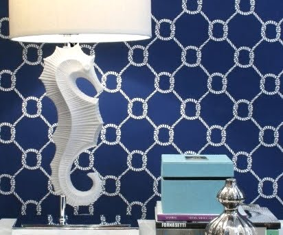 nautical wallpaper decor ideas and inspiration for every room in the home