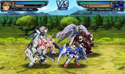 Game Space Frontier War Apk+Data