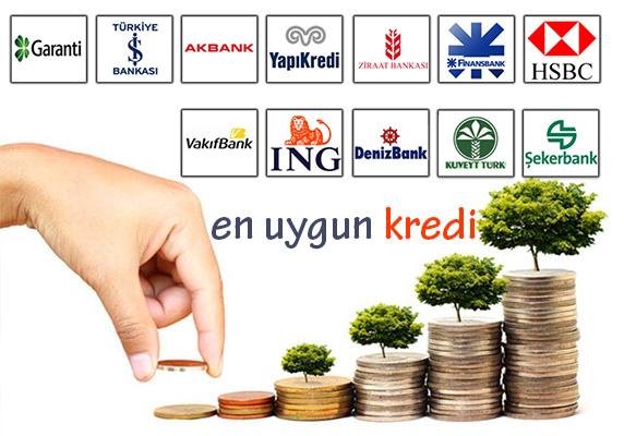 en uygun kredi, banka kredileri oranları, en uygun ihtiyaç kredisi veren bankalar, taşıt kredisi, konut kredisi en uygun, Vakıfbank kredi, bayram kredisi