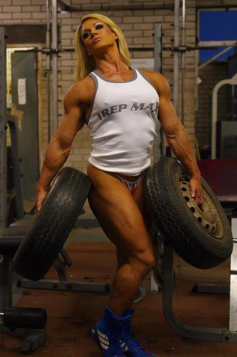 Lisa cross muscle women 39 s blog - Lisa cross fbb ...