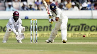 India's aggressive batting eased for India: Chase