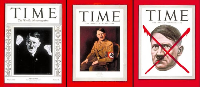 Hitler, Nobel de la paz