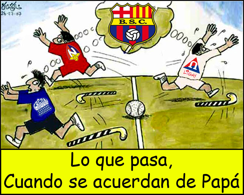 Imagenes Chistosas Del Barcelona Al Emelec