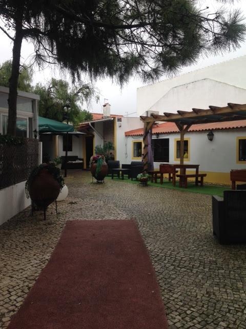 exterior Restaurante Chico Fininho