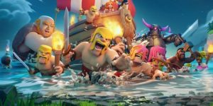 Download Clash Of Clans (CoC) v11.446.24 Terbaru 2019 Unlimeted Gems, Gold dan Elixir