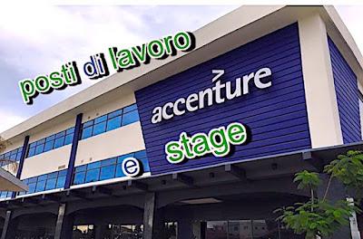 Gruppo Accenture lavoro e stage (adessolavoro.blogspot.com)