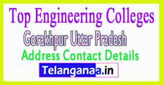 Top Engineering Colleges in Gorakhpur Uttar Pradesh