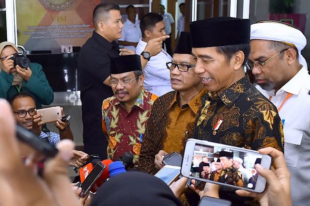 Jokowi Persilakan KPU Telaah Aturan Eks Narapidana Korupsi Menjadi Caleg