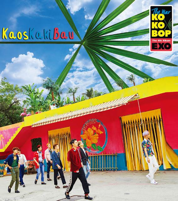 We're Going Ko Ko Bop!