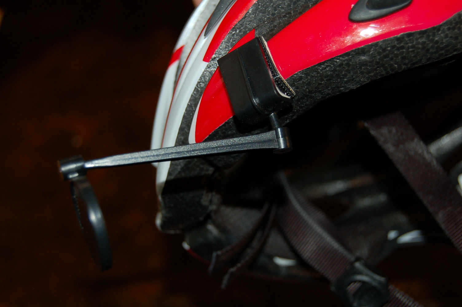 Thirdeye Clip-On Mirrors Mirror Third Eye for Foam-helmet