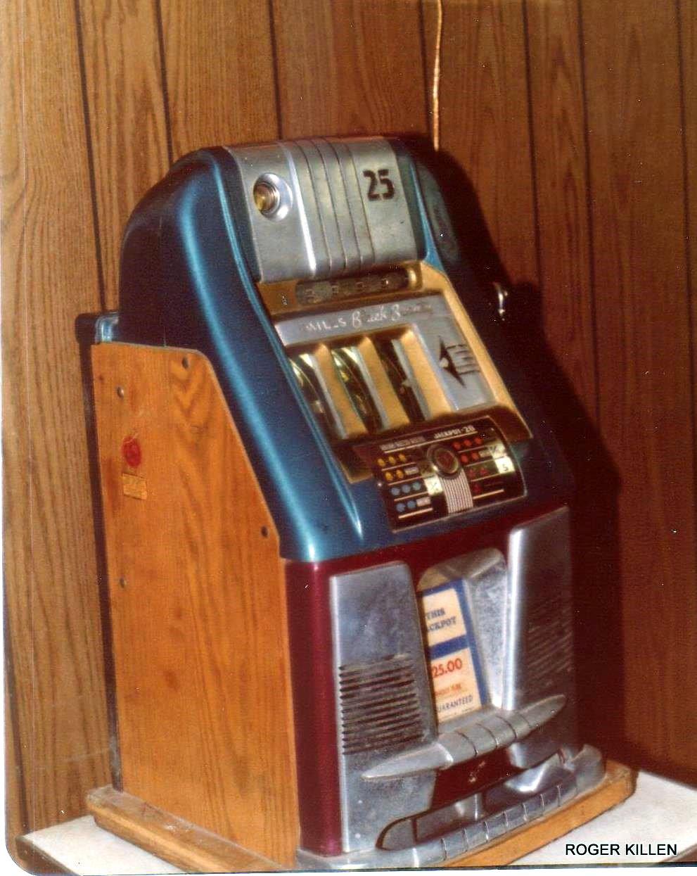 Slot Machine Mills