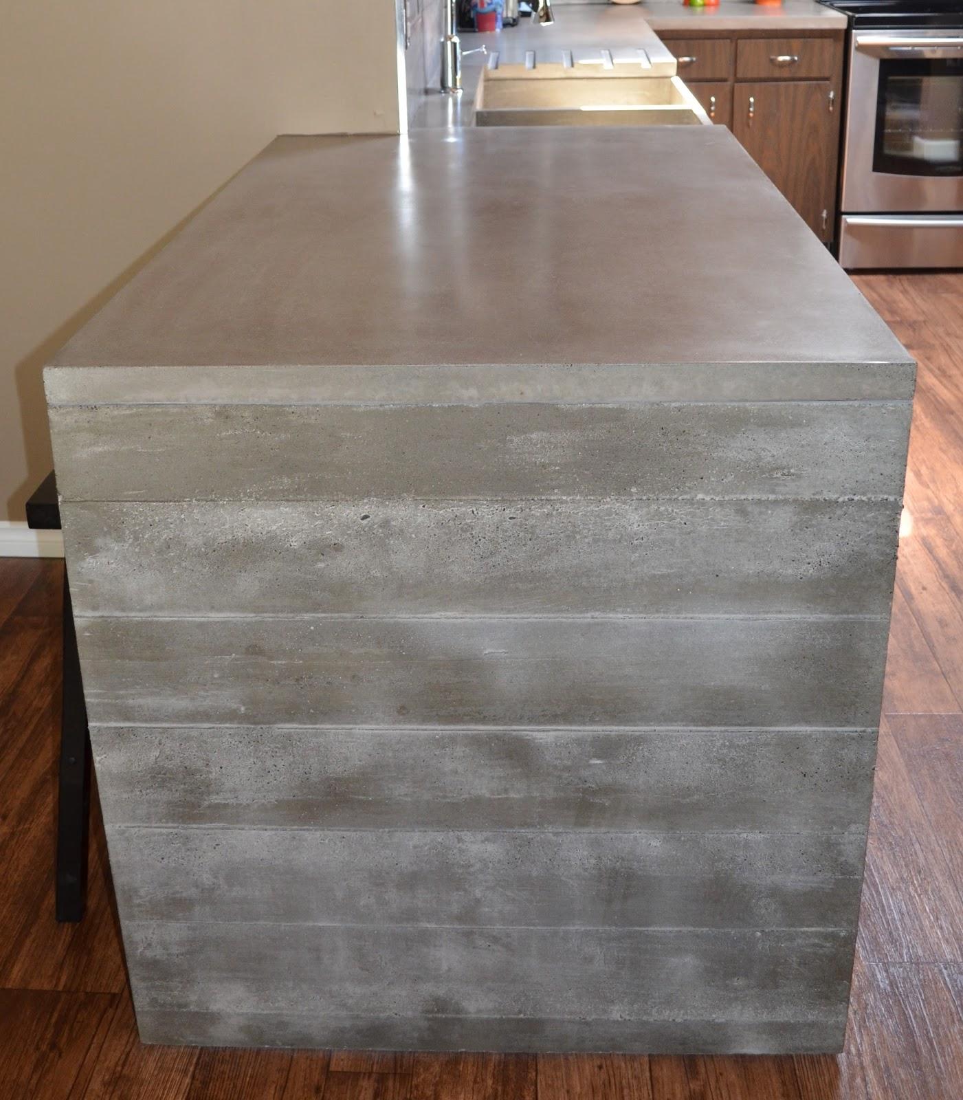 Board Form Concrete Tile