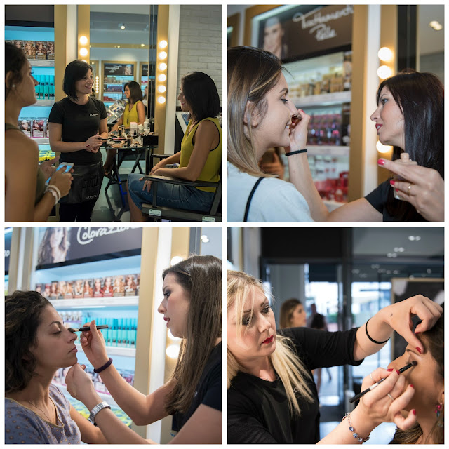 l'oreal make up sicilia outlet village