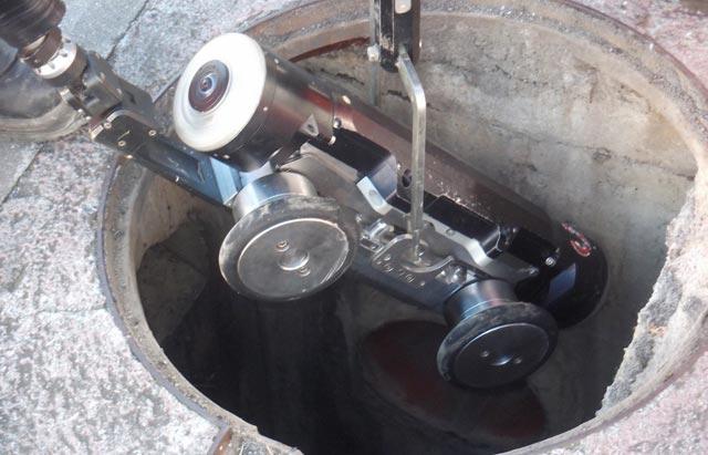 Inspección de tuberías y fugas