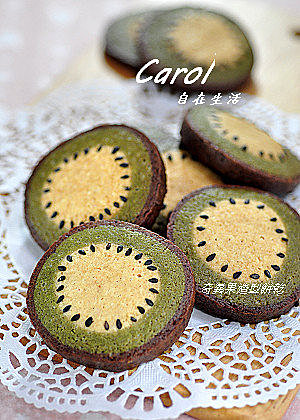 Carol 自在生活 : 餅乾食譜大集合。cookies recipe