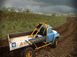 ZiL Truck RallyCross PC Game Free Download