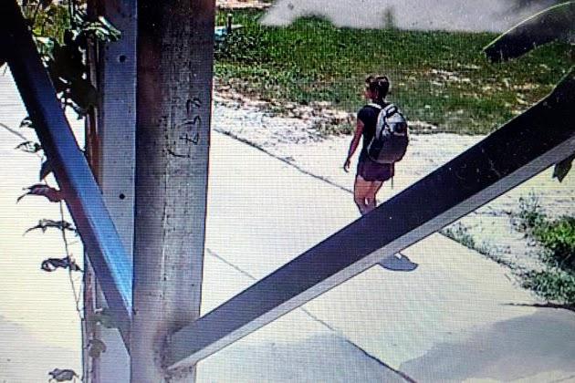 Погибшую украинку обнаружили назаписях камер наблюдения перед убийством