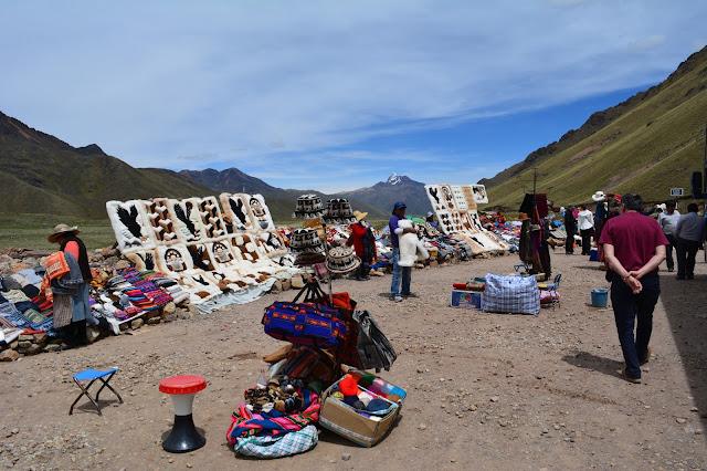 Peru Puno Lama ve Alpaka