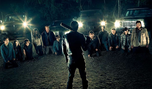 The Walking Dead es renovada por una octava temporada