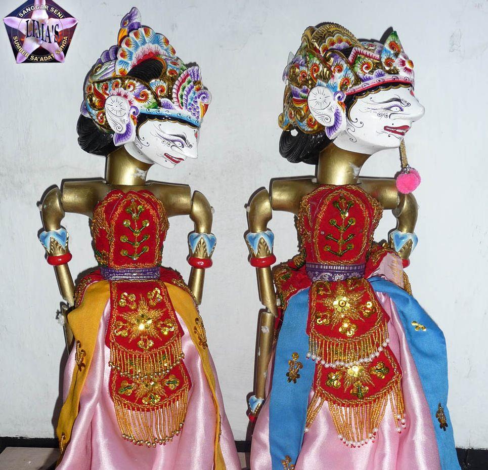 Naringgul : Poto Wayang Golek