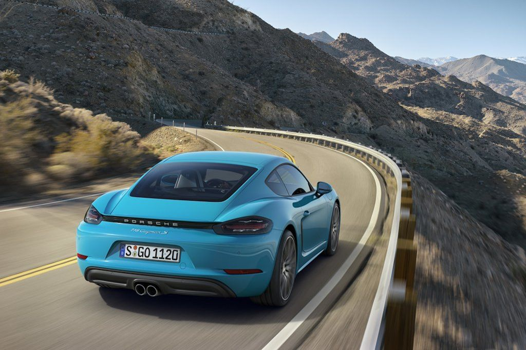 porsche 718 boxster and cayman races to the philippines philippine car news car reviews. Black Bedroom Furniture Sets. Home Design Ideas